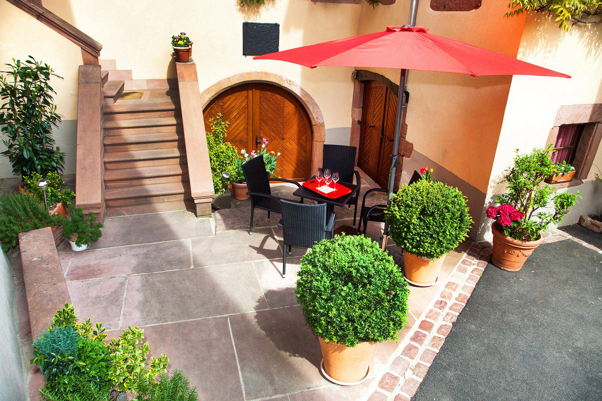 ... Chambre D Hotes Alsace Route Des Vins En Alsace Chambres D H 244 Tes Et  Vins Du ...